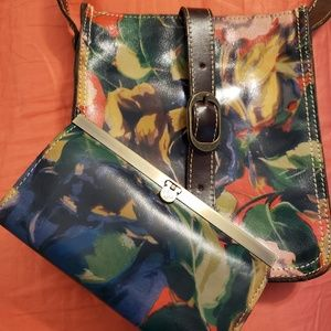 Handbag and wallet